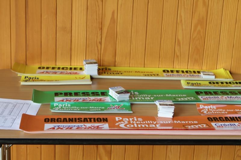 l'organisation du départ du paris colmar 2012 Img_7210