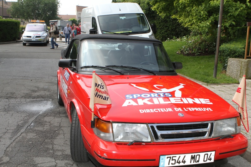 l'organisation du départ du paris colmar 2012 Img_7311