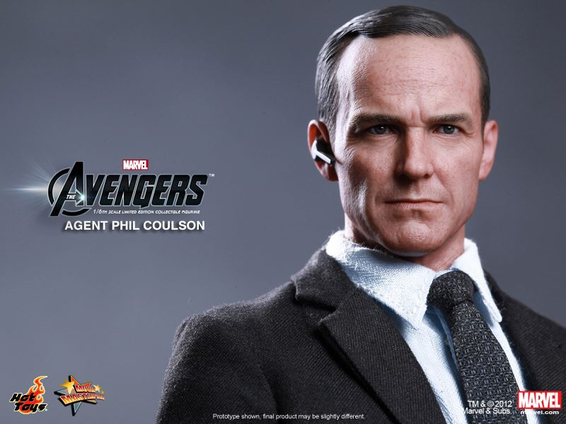 AVENGERS - PHIL COULSON (MMS189) 14408_10