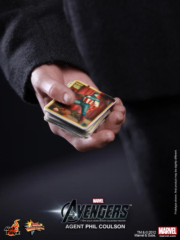 AVENGERS - PHIL COULSON (MMS189) 18236_10