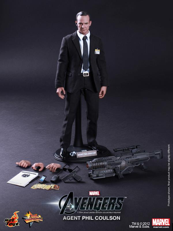 AVENGERS - PHIL COULSON (MMS189) 21592010