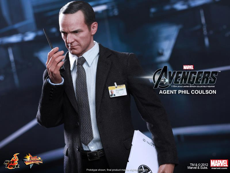 AVENGERS - PHIL COULSON (MMS189) 30567610