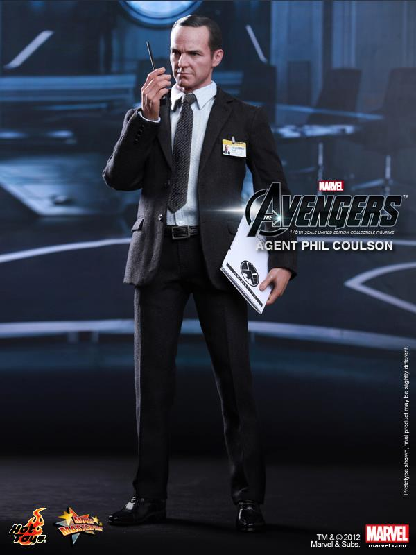 AVENGERS - PHIL COULSON (MMS189) 39021810