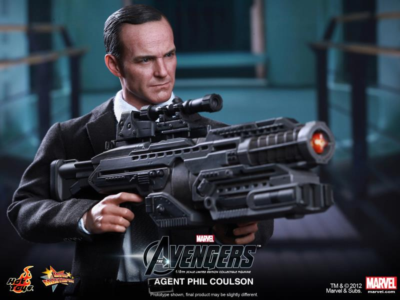 AVENGERS - PHIL COULSON (MMS189) 53209010