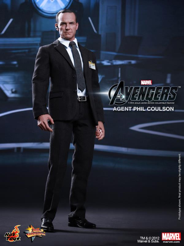 AVENGERS - PHIL COULSON (MMS189) 54286010