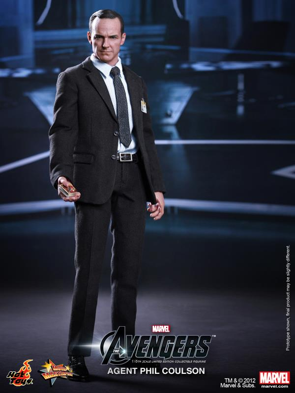 AVENGERS - PHIL COULSON (MMS189) 54703410