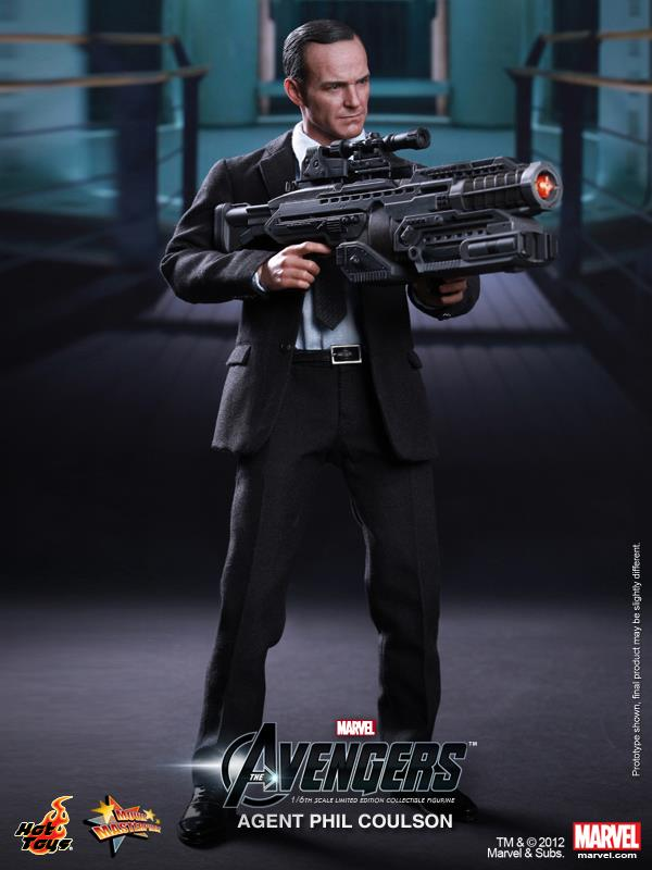 AVENGERS - PHIL COULSON (MMS189) 60401010