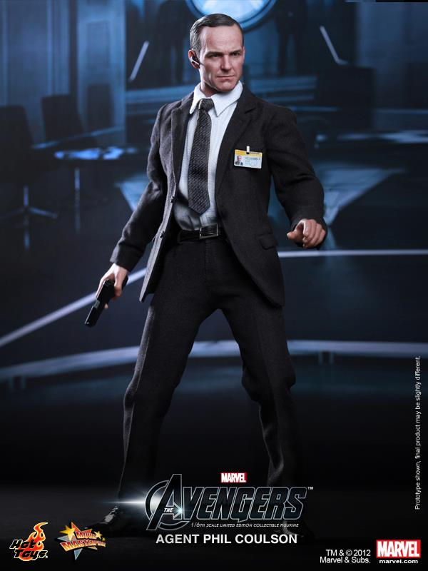 AVENGERS - PHIL COULSON (MMS189) 61262_10