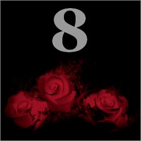 La fleur de Rose 810