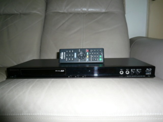 Sony 3D Blu-Ray Player (used) Bd110