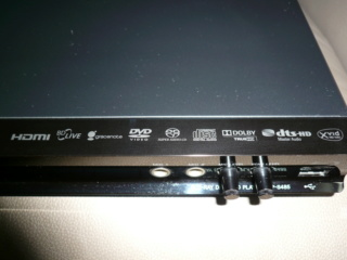 Sony 3D Blu-Ray Player (used) Bd210