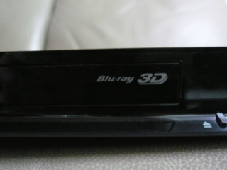 Sony 3D Blu-Ray Player (used) Bd310