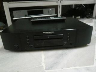 Marantz 6004 cd player (used) Mz110