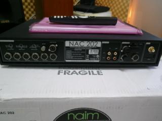 Naim Pre Nac202+Napsc (used) sold Nac20211
