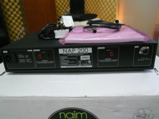 Naim Nap 200 (used) sold Nap20010