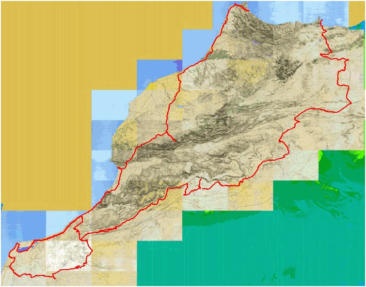 un p'ti tour au Maroc. Virae110