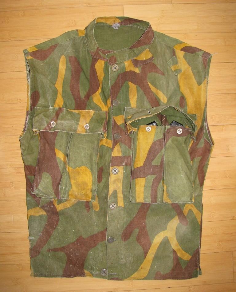 Bosnian combat vest 01511