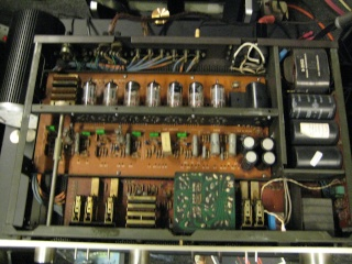 Luxman CL-32 Tube Preamp(used) Img_2046
