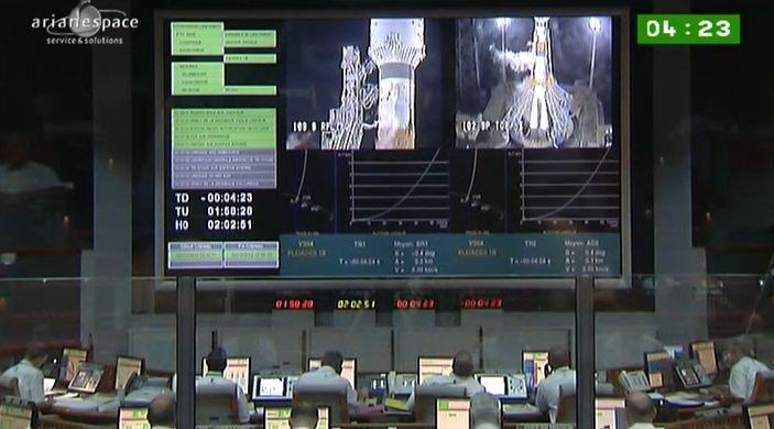 Lancement Soyouz-ST-A VS04 / Pléiades-1B - 2 décembre 2012 - Page 2 Captur14