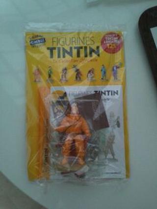 (Collection) Figurine Tintin Lunaire Img40112