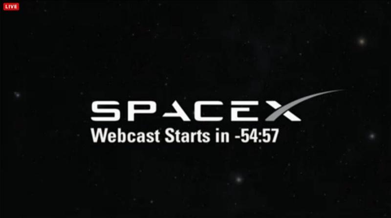 SpaceX / COTS-2: Lancement et suivi de la mission. Sans1013