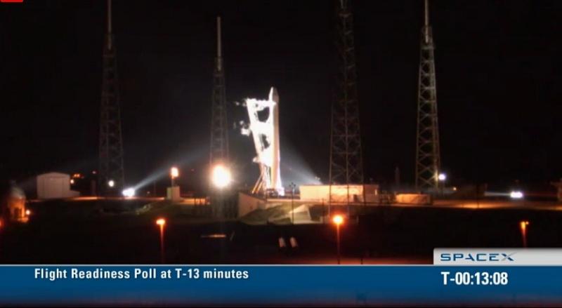 SpaceX / COTS-2: Lancement et suivi de la mission. - Page 2 Sans1020