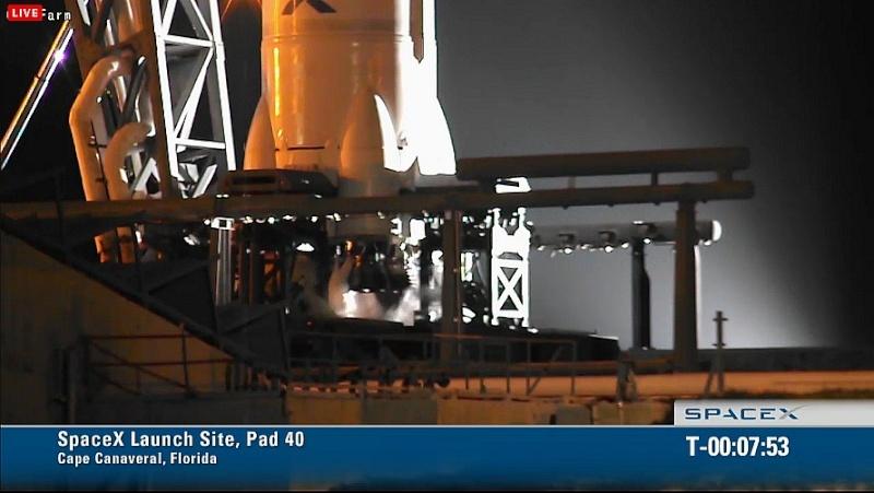 SpaceX / COTS-2: Lancement et suivi de la mission. - Page 2 Sans1021