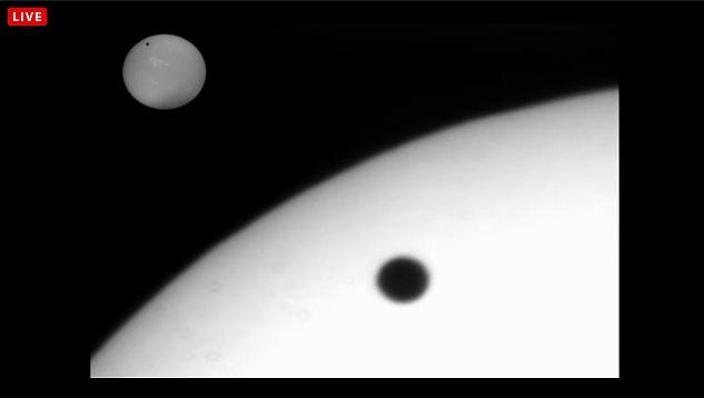Transit de Vénus - 6 juin 2012 Sans1036