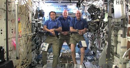 [ISS] Expédition 31: Déroulement de la mission - Page 2 Sans1057