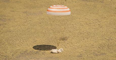 ISS Expédition 32: Déroulement de la mission. Sans1080