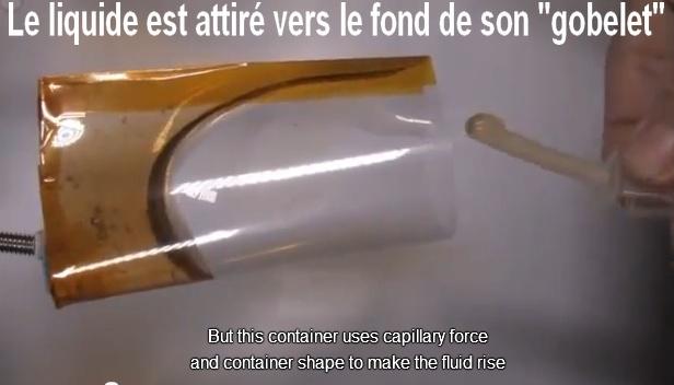 """La « Pettit » Expérience (Le """"space"""" Gobelet). Sans1083"""