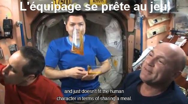 """La « Pettit » Expérience (Le """"space"""" Gobelet). Sans1088"""