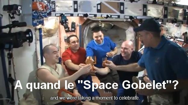 """La « Pettit » Expérience (Le """"space"""" Gobelet). Sans1090"""