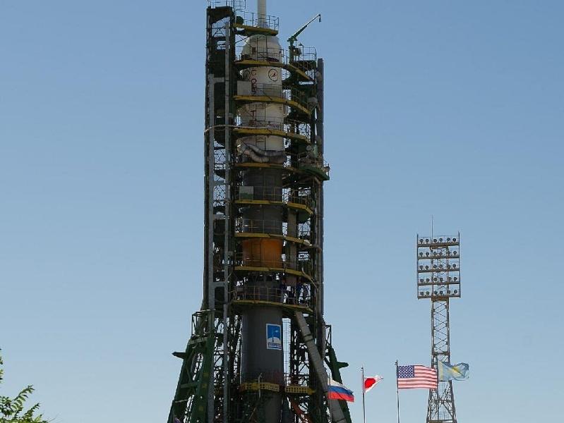 (TMA-05M): Lancement, amarrage & retour sur Terre. Sans1105