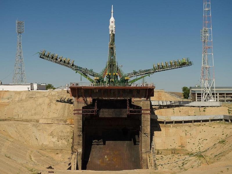 (TMA-05M): Lancement, amarrage & retour sur Terre. Sans1106