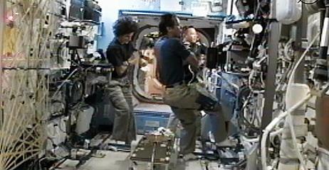 ISS Expédition 32: Déroulement de la mission. Sans1135
