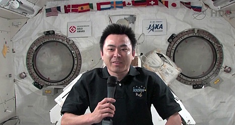 ISS: Expédition 33 (Déroulement de la mission) - Page 2 Sans1166