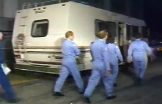 """Se rendre au LC39 en """"camping car"""" est-il possible? Sans1177"""