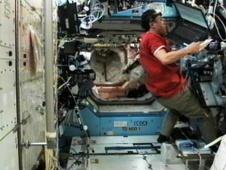 [ISS] Expedition 29: Déroulement de la mission. Sans_301