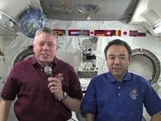[ISS] Expedition 29: Déroulement de la mission. - Page 2 Sans_314