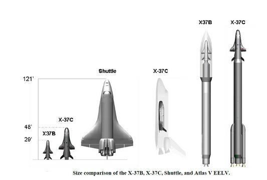 [X-37B Evolved crew] Le retour d'une navette spatiale habité ? Sans_323