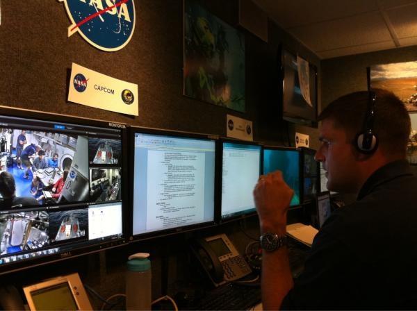 NEEMO 15/16: Simulation d'EVA sur le sol d'un Astéroïde (Juin 2012). Sans_360