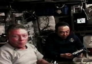 [ISS] Expedition 29: Déroulement de la mission. - Page 3 Sans_392