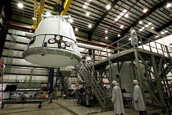 Falcon 9 / Dragon COTS-2: Préparatifs (Lancement le 19.05.2012 ) - Page 2 Sans_442