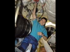 [ISS] Expédition 30: déroulement de la mission - Page 4 Sans_605