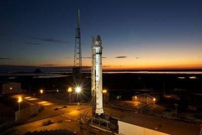 Falcon 9 / Dragon COTS-2: Préparatifs (Lancement le 19.05.2012 ) - Page 5 Sans_743