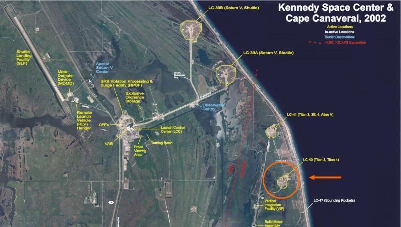 Falcon 9 / Dragon COTS-2: Préparatifs (Lancement le 19.05.2012 ) - Page 8 Sans_990