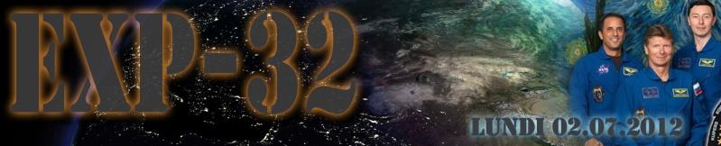 ISS Expédition 32: Déroulement de la mission. Souche77