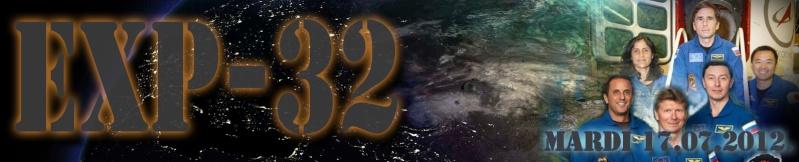 ISS Expédition 32: Déroulement de la mission. Souche85
