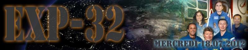 ISS Expédition 32: Déroulement de la mission. Souche86